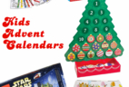 Best Toy Advent Calendars for Kids 2016!