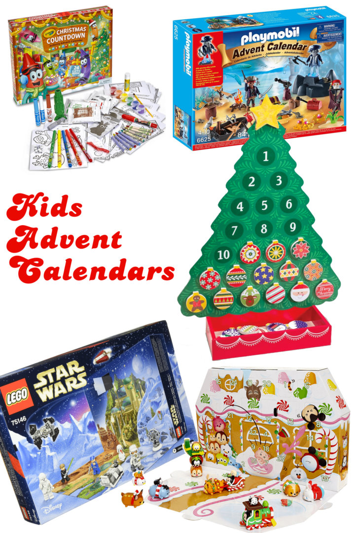 Best Toy Advent Calendars For Kids 2018 Hello Subscription