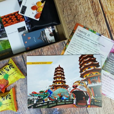 Kitchen Table Passport October 2016 Subscription Box Review + Coupon