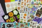Pipsticks October 2016 Kids Club Sticker Subscription Review & Coupon