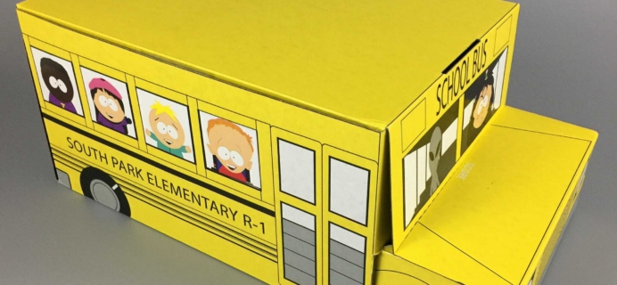 South Park Loot Crate Limited Edition Box Review