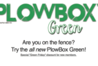 PlowBox Green MicroGreens Subscription Box Cyber Monday Deal – Free Box or 20% Off!