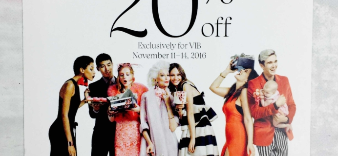 Sephora 2016 VIB Sale Starts Now!