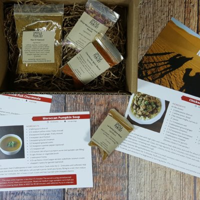 "Spiced Pantry Subscription Box Review + Coupon – ""Morocco"""