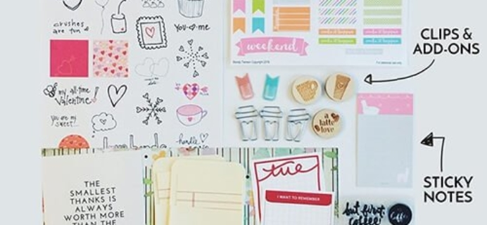 Creative Mercantile Subscription Box Sunday Deal: Save 20% on any subscription!
