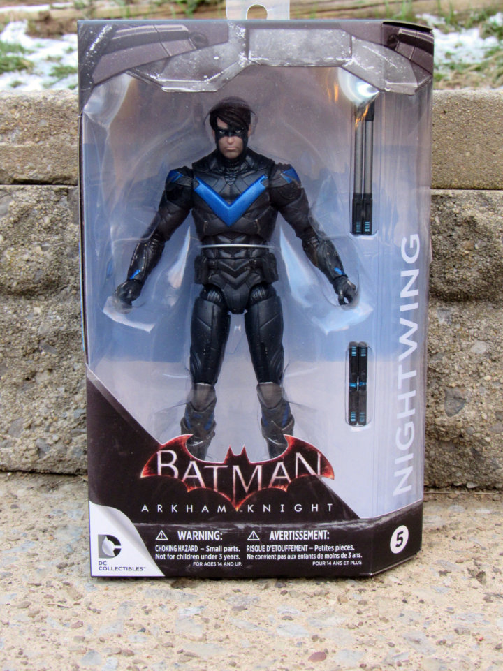 Batman: Arkham Knight Figure