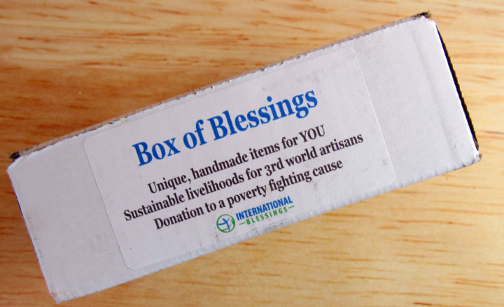 Box of Blessings