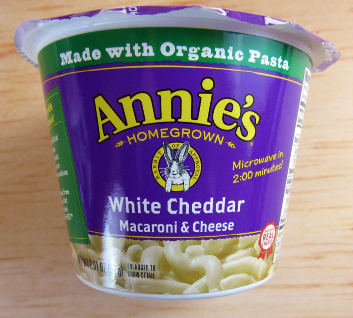 Annie's White Cheddar Mac and Cheese