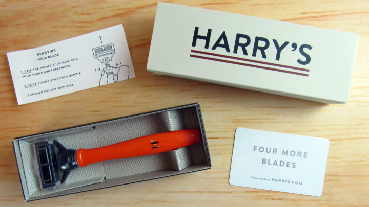 Harry's Truman Razor Handle Kit