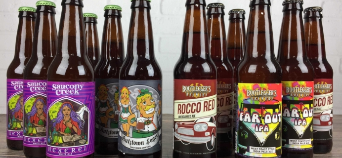 Craft Beer Club December 2016 Subscription Box Review & Coupon