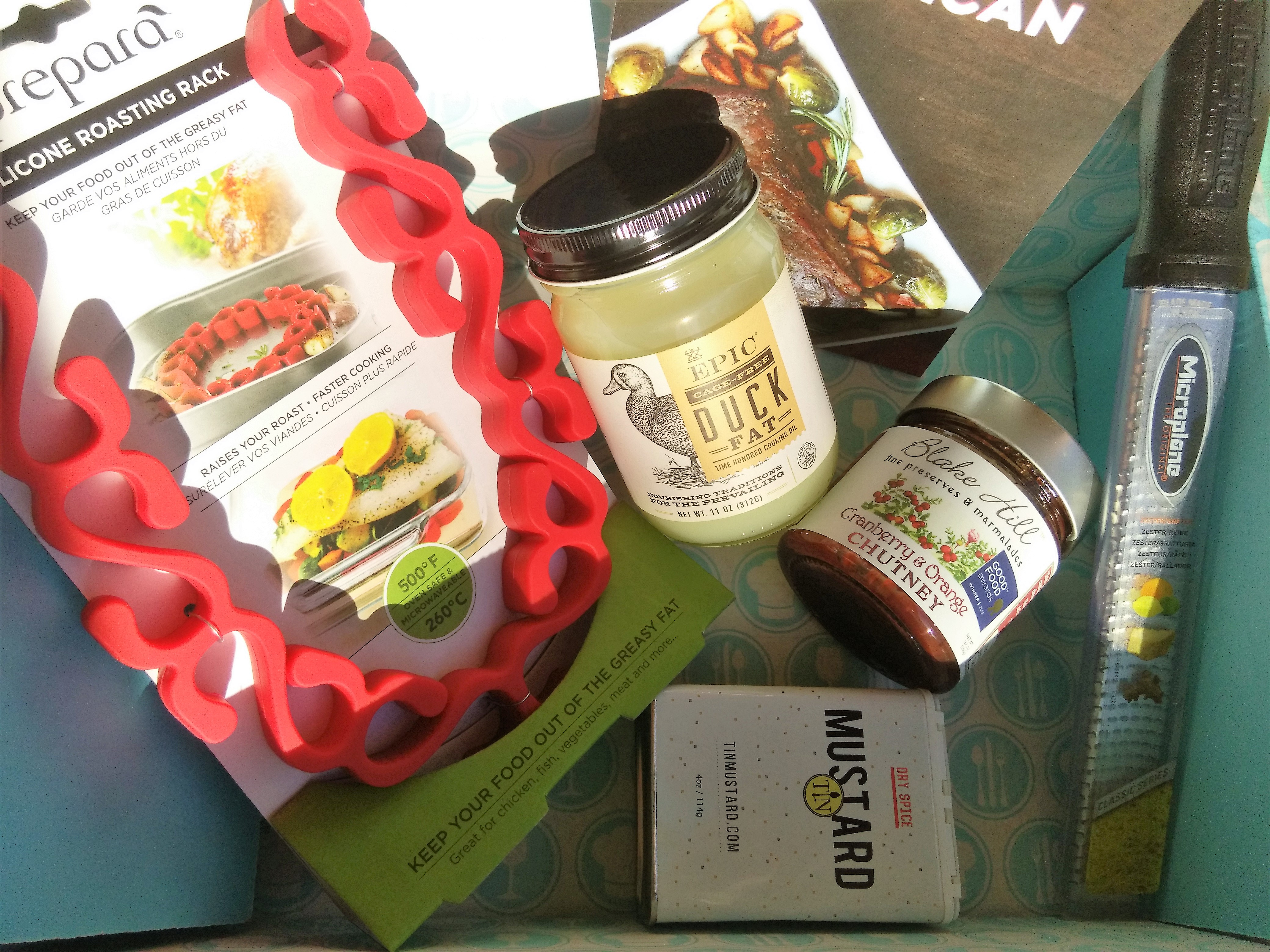 November 2016 Hamptons Lane Subscription Box Review & Coupon: New American Box