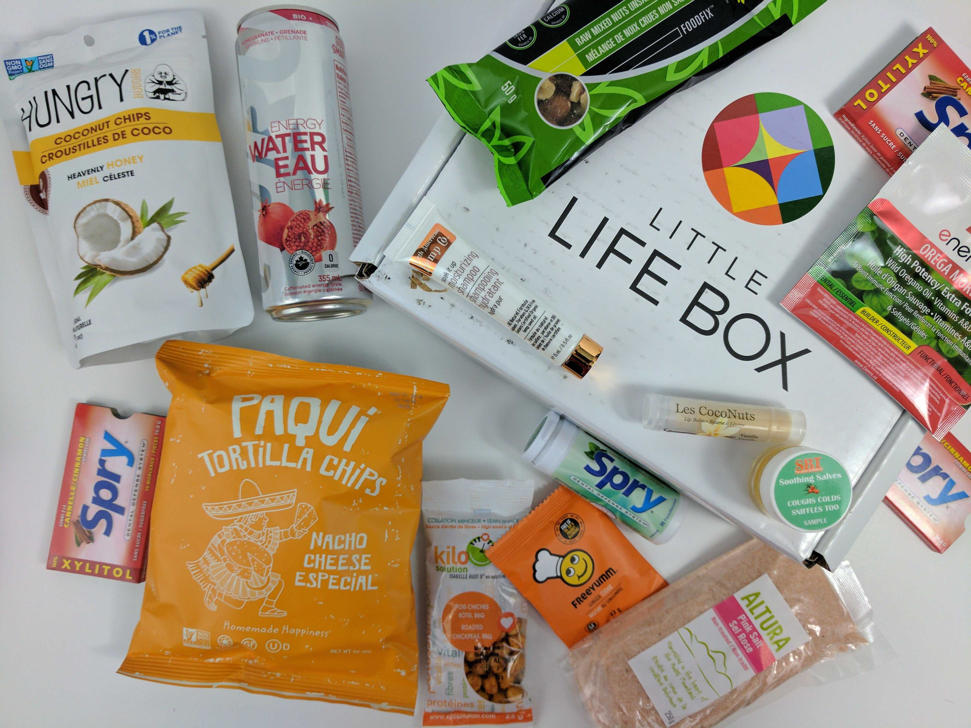 Little Life Box Susbscription Box Review + Coupon – November 2016