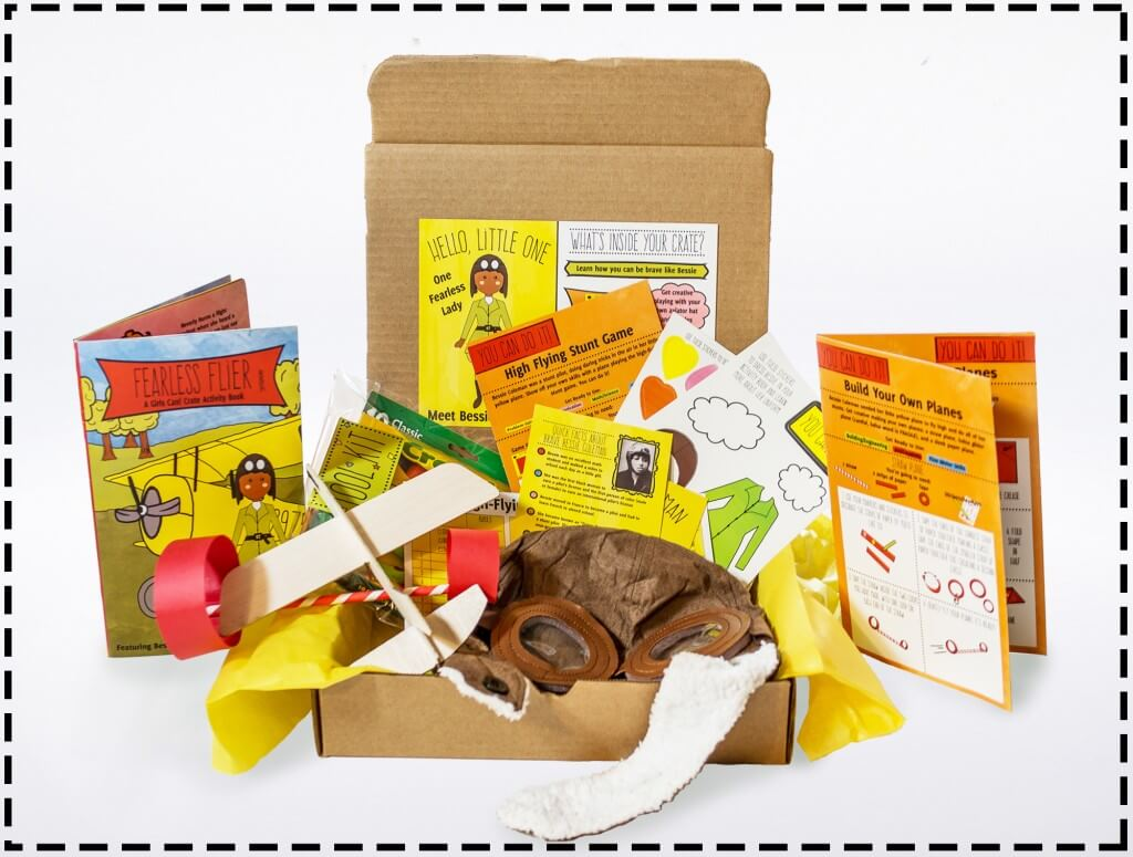Girls Can! Crate Summer Series Deal: 3 Boxes for $25 Each!