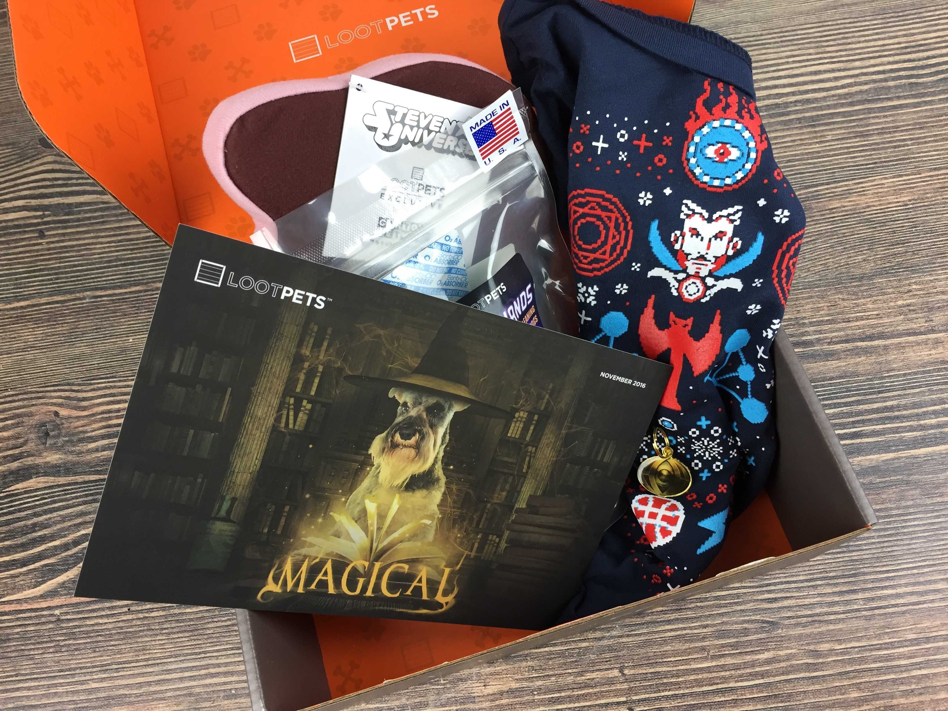Loot Pets November 2016 Review & Coupon