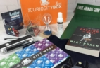 The Curiosity Box by VSauce Subscription Box Review – Fall 2016