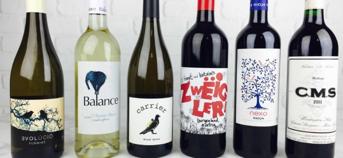 Wine Awesomeness Cyber Monday Deals: Free Bottle or 20% Off!