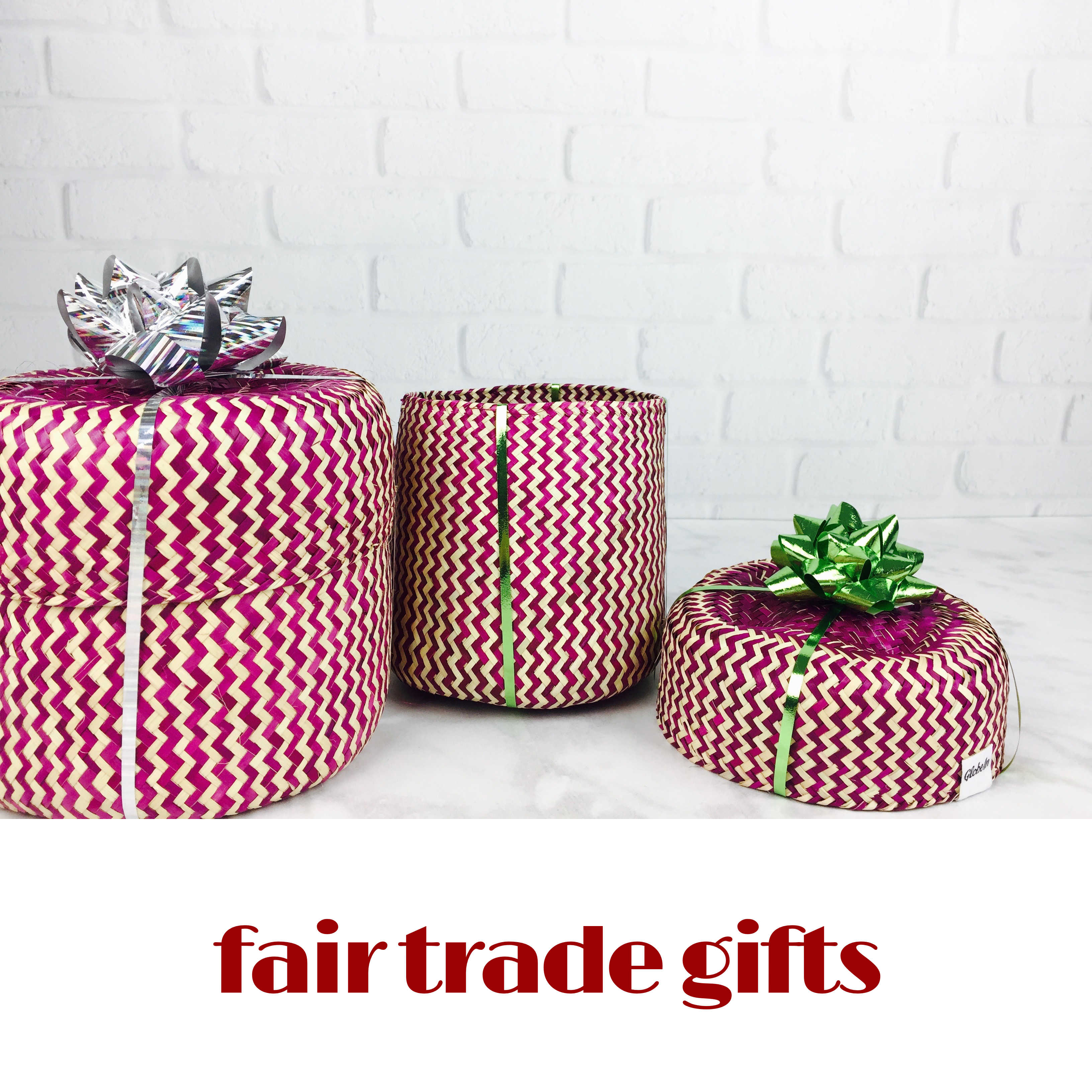 Support Social Good: Fair Trade & Charitable Subscription Box Gifts 2017