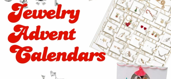 Jewelry Advent Calendars