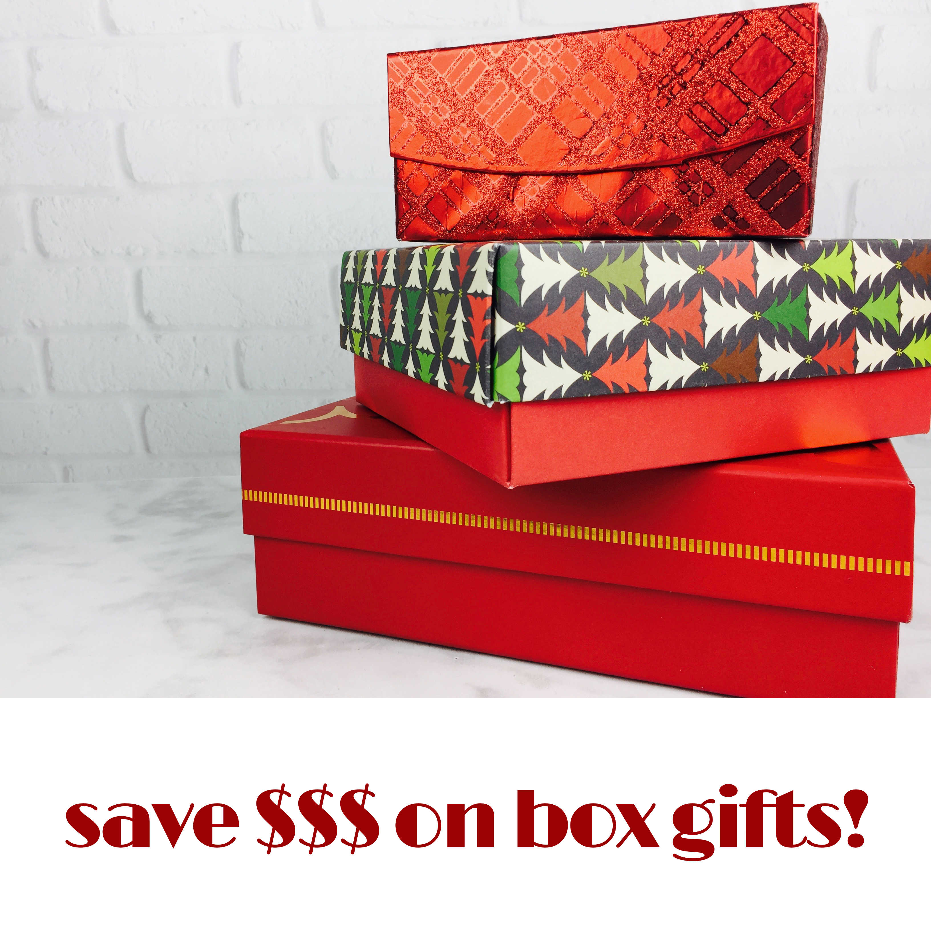 Easy Gifting with Subscription Boxes – and Saving Money Too!