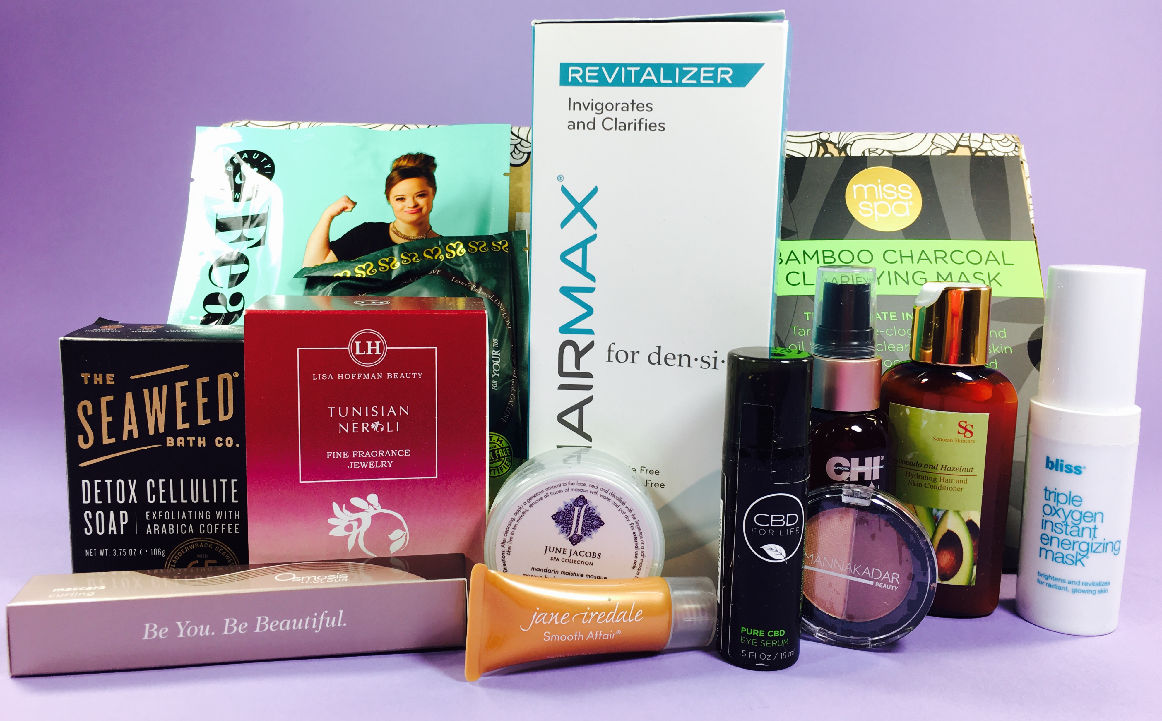 New Beauty Test Tube November 2016 Subscription Box Review