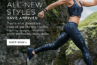 November 2016 Fabletics Selection Time + First Outfit $15!