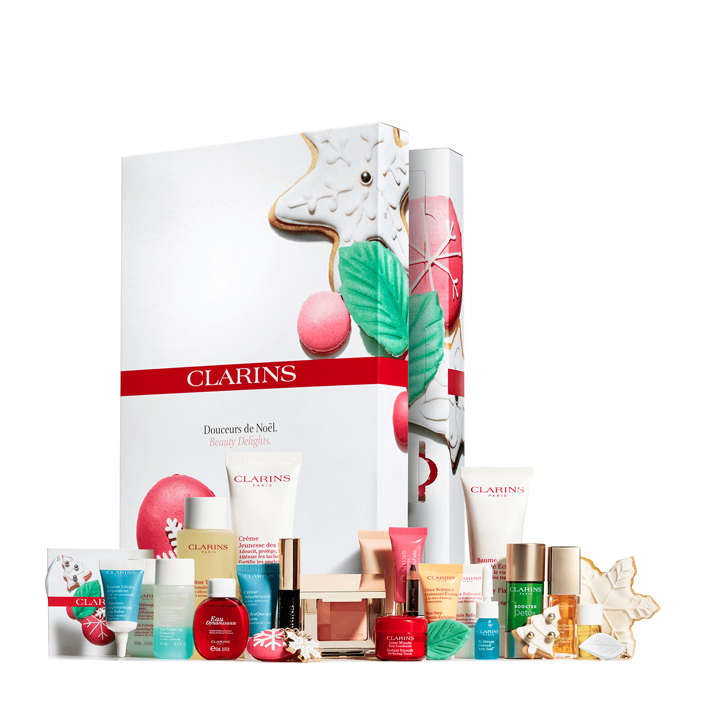 Clarins Holiday Glow Getters Beauty Advent Calendar Available Now!