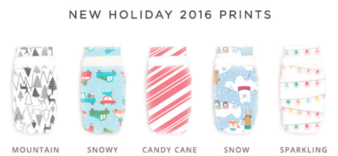 New Winter Patterns + $20 Off First Honest Company Diaper Bundle!
