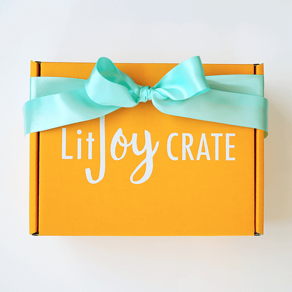 LitJoy April 2018 Young Adult Box Spoilers & Coupon!