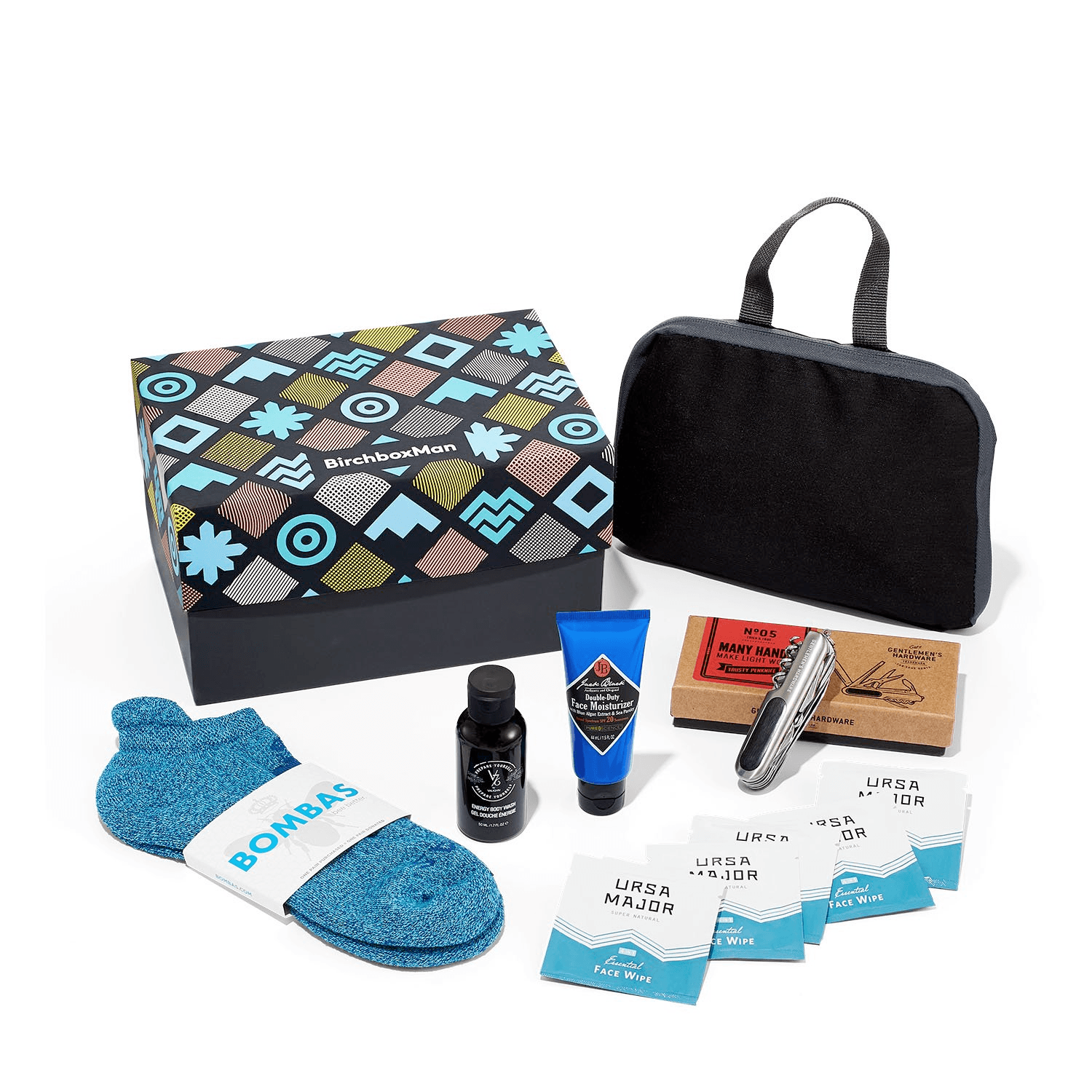 Two New Birchbox Man Limited Edition Boxes Now Available + Bonus Gift Coupons!