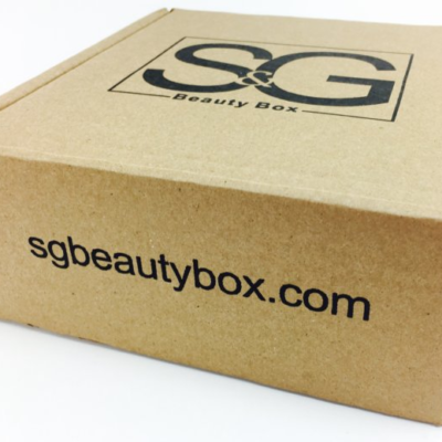 S&G Beauty Box December 2016 Spoilers #2 + Coupon!