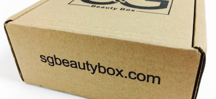S&G Beauty Box Subscriptions Pausing – New Version Coming?