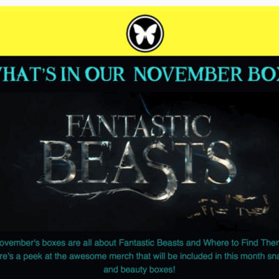 EsianMall November 2016 Snack & Beauty Box Spoilers + Coupon