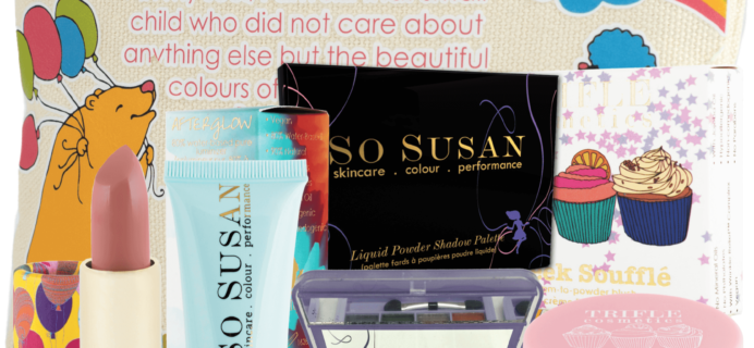 So Susan Lip Love November 2016 Full Spoilers & Coupon!