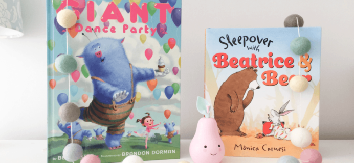 Bookroo Kids Book Subscription Box Black Friday Deal: Save 25%!