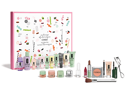 24 Days of Clinique Beauty Advent Calendar Available Now!