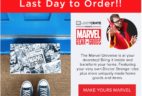 Marvel Gear + Goods November 2016 LAST DAY + Full Spoilers!