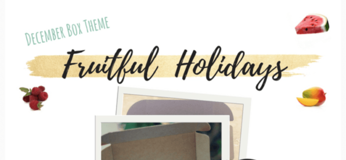 Sleek Treat December 2016 Theme + $5 Off Coupon for Life!