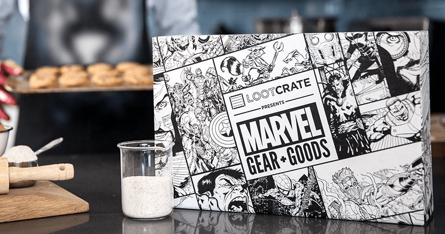 Loot Crate Marvel Gear + Goods January 2017 FULL Spoilers!