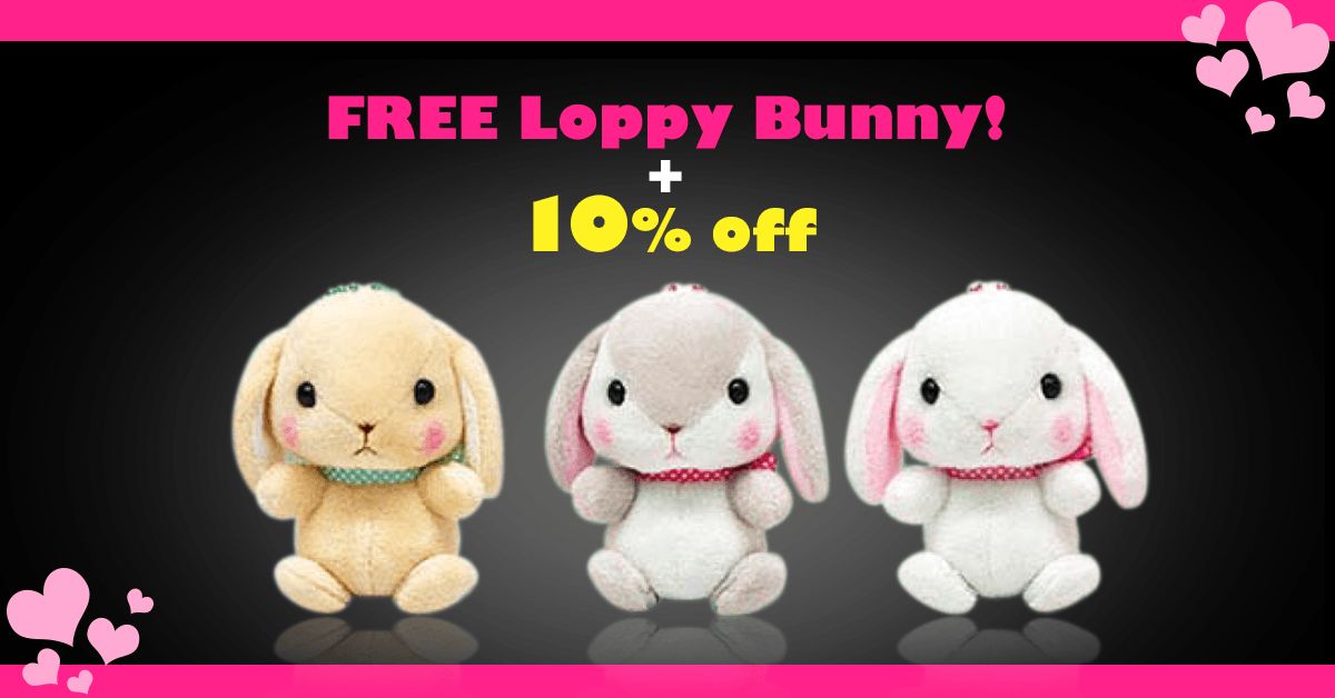 Yume Twins Pre Black Friday Coupon: Free Loppy Bunny + 10% Off All Plans