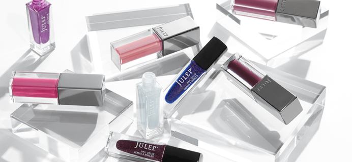Julep Beauty Box December 2016 Spoilers + Free Gift Coupon