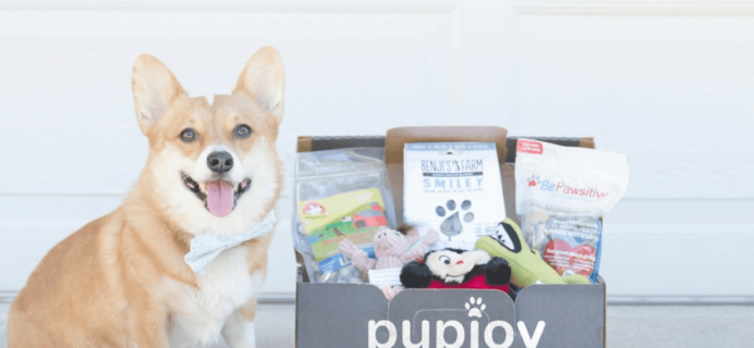 PupJoy Cyber Monday Deal: $30 Off!