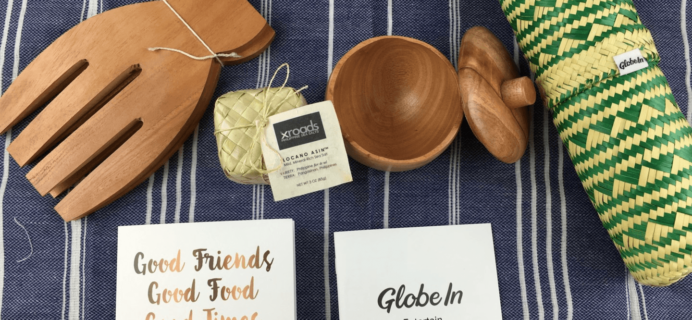 GlobeIn Black Friday Deal: FREE Entertain Box With Subscription!