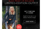 Fabletics Black Friday Sale Day Two BOGO Pants + First Outfit $19.95!