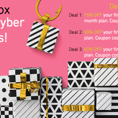 S&G Beauty Box Cyber Monday Deals: Save Up To 60% On Your First Box!