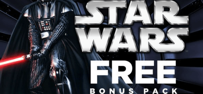Geek Fuel Black Friday Deal: Free $30 Star Wars Pack – Geek Week Begins Now!