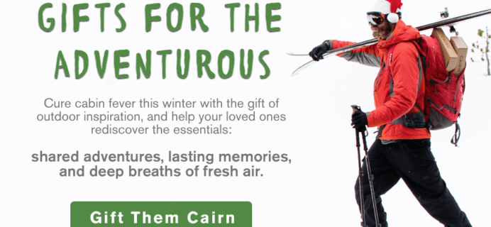 Cairn Holiday Gift Crates Available Now!