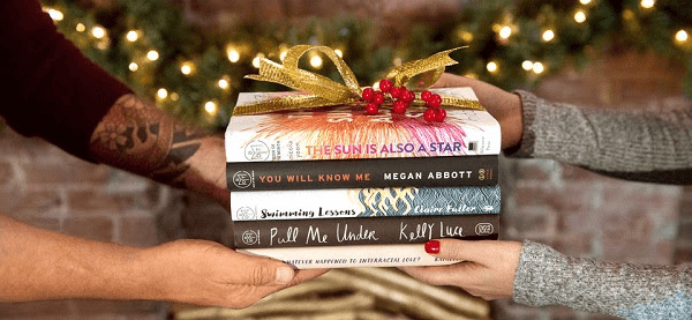 Book of the Month Cyber Monday Deal: 50% Off 3 Month Subscription + a FREE book and tote!