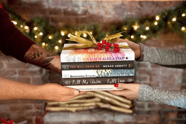 books are the best kinds of christmas gifts theyre thoughtful and practical plus they wont break the bank