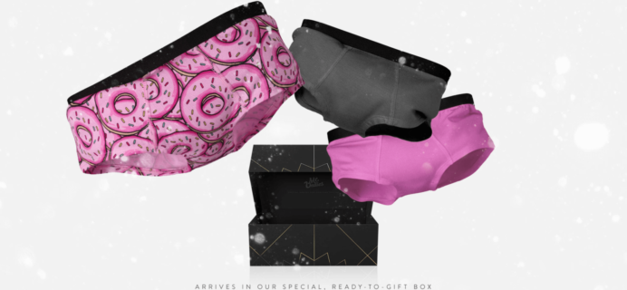 MeUndies Holiday Gift Boxes Available Now!