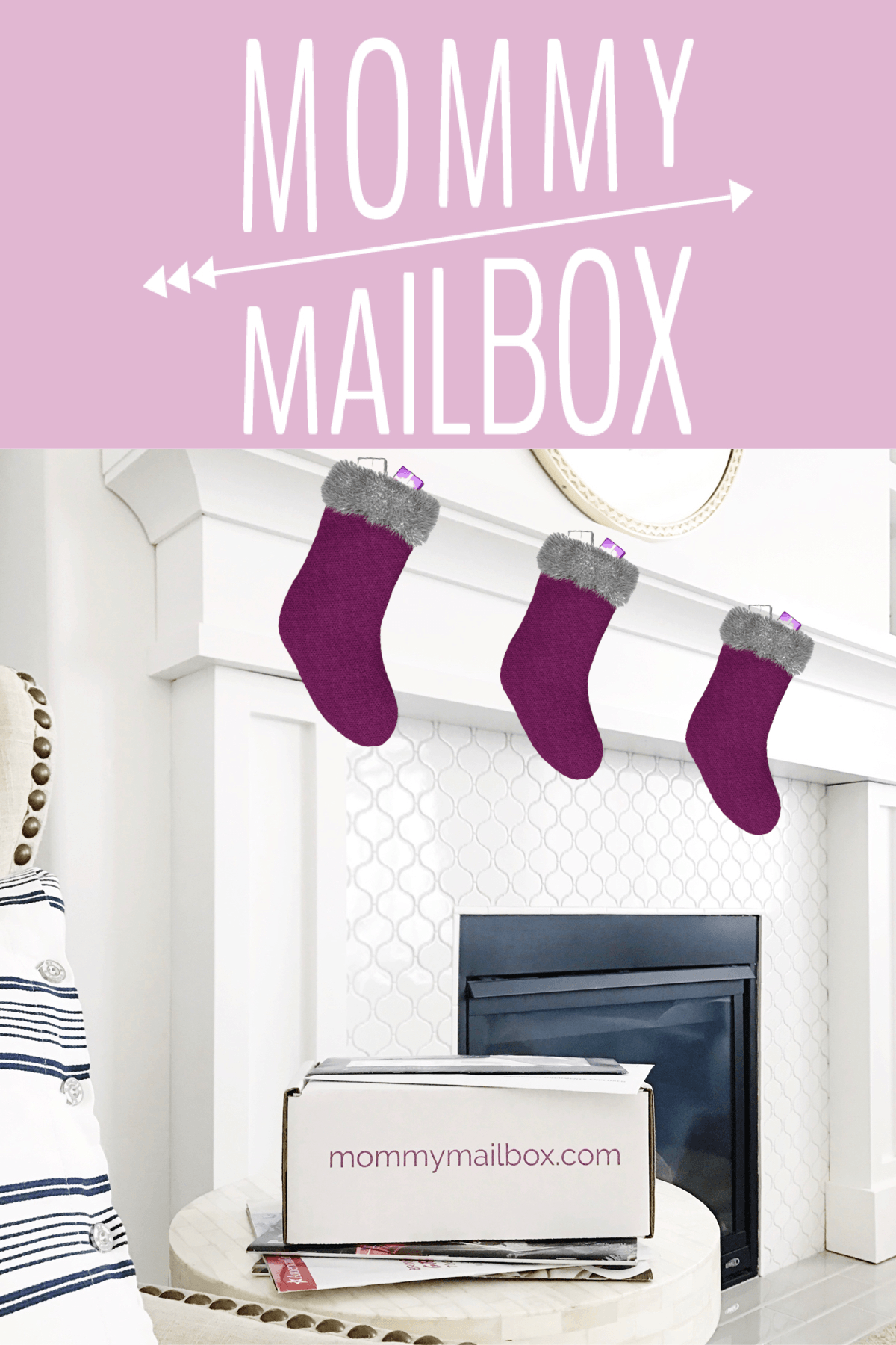 Mommy Mailbox & Miss Mailbox Cyber Monday Deal: 20% Off